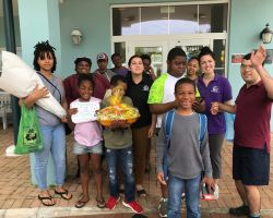 Social Skills Group Visit to Matilda Smith Care Facility - Apr27'19