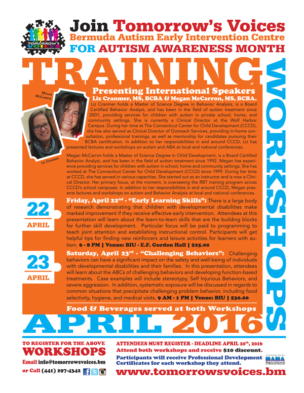 TVTrainingWSApril16