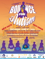 8th Annual Bounce For Autism Fun Day