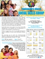 March 7th Social Skills Group